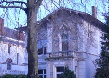 Villa in Hamburg von 1905